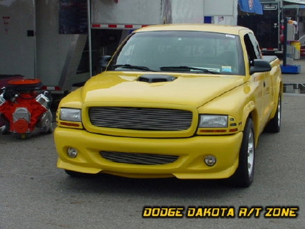Dodge Dakota R/T, photo from 2001 Mopar Nationals Columbus, Ohio
