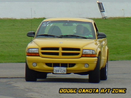 Above: Dodge Dakota R/T, photo from 2002 Chrysler Classic Columbus, Ohio.