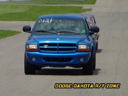 Dodge Dakota R/T, photo from 2002 Chrysler Classic Columbus, Ohio.