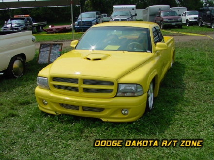 Dodge Dakota R/T, photo from 2003 Mopar Nationals Columbus, Ohio.