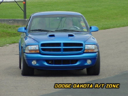 Above: Dodge Dakota R/T, photo from 2003 Mopar Nationals Columbus, Ohio.
