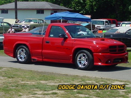 Dodge Dakota R/T, photo from 2003 Tri-State Chrysler Classic Hamilton, Ohio.