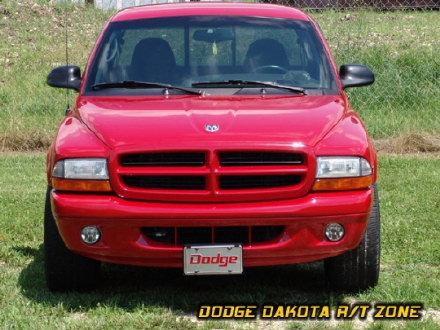 Dodge Dakota R/T, photo from 2004 Tri-State Chrysler Classic Hamilton, Ohio.