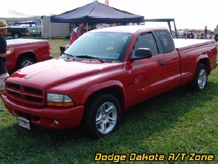 Dodge Dakota R/T, photo from 2005 Mopars Nationals Columbus, Ohio.