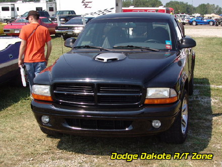 Above: Dodge Dakota R/T, photo from 2006 Mopars Nationals Columbus, Ohio.