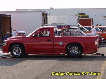 Dodge Dakota R/T, photo from 2006 Mopars Nationals Columbus, Ohio.