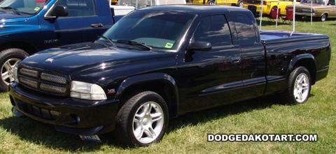 Dodge Dakota R/T, photo from 2008 Mopars Nationals Columbus, Ohio.