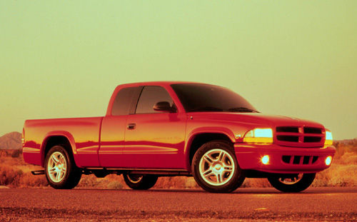 1998 Dodge Dakota R/T Front