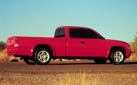 1998 Dodge Dakota R/T Side
