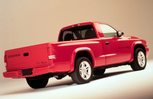 1999 Dodge Dakota R/T Regular Cab 1