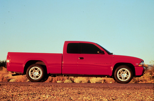 1999 Dodge Dakota R/T Regular Cab side
