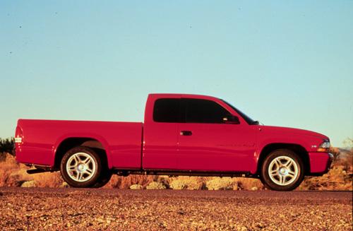 1999 Dodge Dakota R/T Regular Cab side