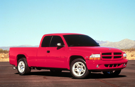 1999 Dodge Dakota R/T Regular Cab Front