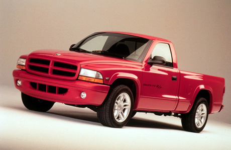 1999 Dodge Dakota R/T Regular Cab. 4