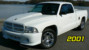 2001 Dodge Dakota R/T Collection