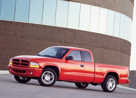 2001 Dodge Dakota R/T Factory Photo