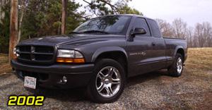 2002 Dodge Dakota R/T Collection