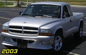 2003 Dodge Dakota R/T Collection