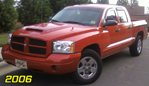 2006 Dodge Dakota R/T Collection