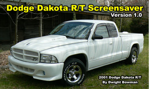 Dodge Dakota R/T Screensaver 1.0