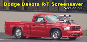 Dodge Dakota R/T Screensaver 3.0