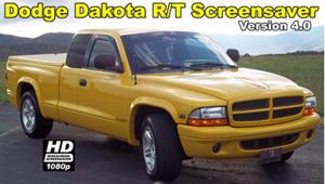Dodge Dakota R/T Screensaver 4.0