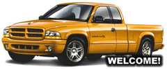 Welcome to the Dodge Dakota R/T Zone