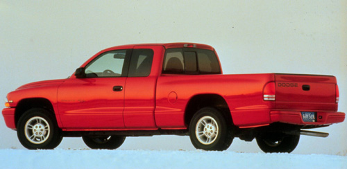 Early Dodge Dakota R/T